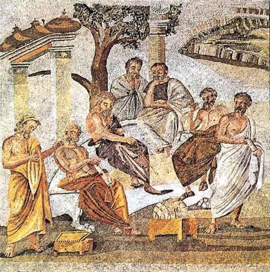 Nascita della filosofia: tempi e luoghi