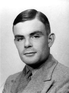 Alan Turing (23/06/1912 - 07/06/1954)