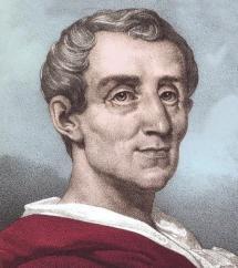 Montesquieu e la separazione dei poteri