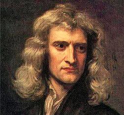 Isaac Newton, ritratto di sir Godfrey Kneller (1689)