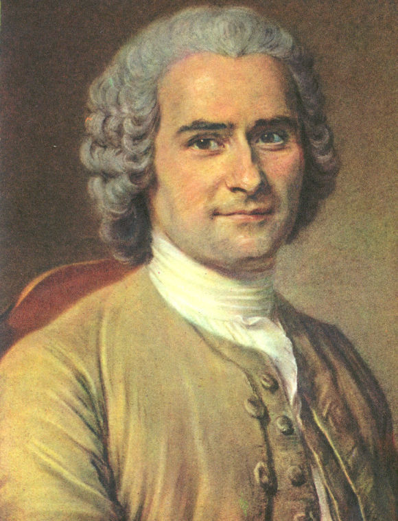 Jean Jacques Rousseau: la vita e le opere