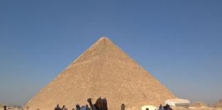 La piramide di Cheope