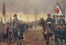 Guerra di secessione americana. Riassunto