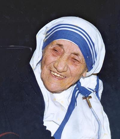 Madre Teresa di Calcutta, biografia