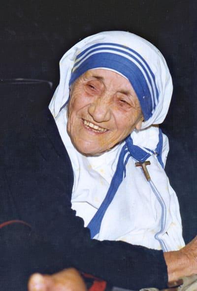 Famoso Madre Teresa di Calcutta, biografia e storia - Studia Rapido LS42