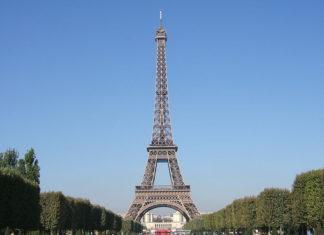 Gustave Eiffel, Tour Eiffel, 1887-1889