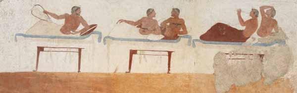 Il Simposio nell'antica Grecia