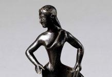 La donna spartana