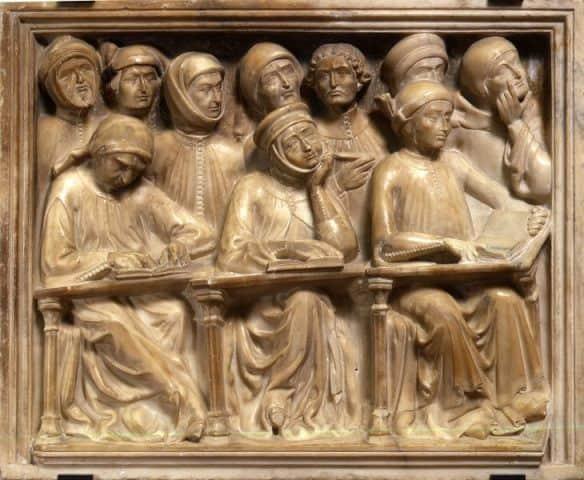 Le Università nascono nel Medioevo