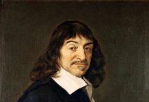 Cartesio (René Descartes) in un ritratto di Frans Hals (1649).