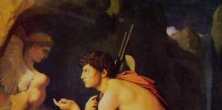 La storia di Edipo, mitologia greca
