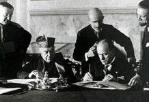 Firma dei Patti Lateranensi