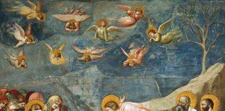 Compianto sul Cristo morto di Giotto, 1303-1305, affresco, 200x185 cm, Padova, Cappella degli Scrovegni