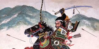 Samurai - guerriero giapponese.