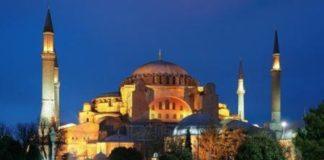 Basilica di Santa Sofia, 532-537, esterno, Istanbul.
