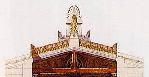 Statua di Zeus crisoelefantina a Olimpia