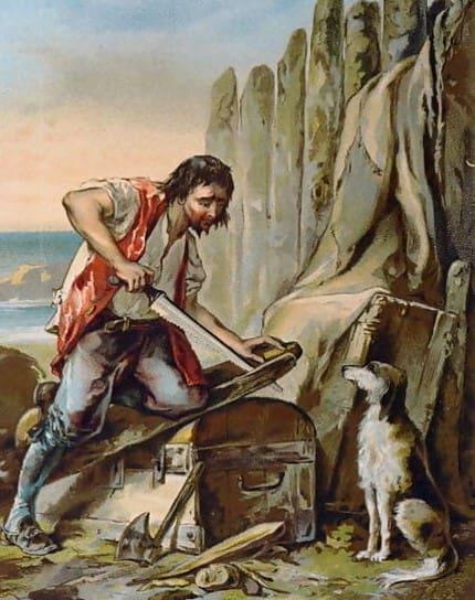 crusoe e il cane 2