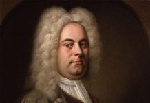 Georg Friedrich Haendel nel 1727