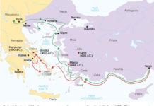 Prima guerra persiana, 490 a.C.