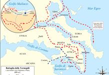 Seconda Guerra Persiana, 480-479 a.C.