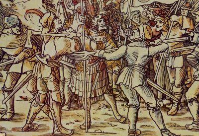 La guerra dei contadini tedeschi 1524-1526