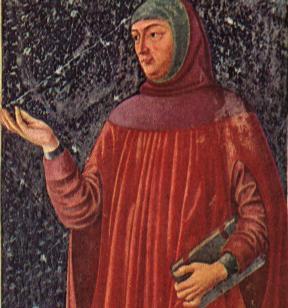 Giacomo da Lentini (1210-1260 circa), caposcuola della Scuola Poetica Siciliana