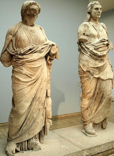 Artemisia e Mausolo