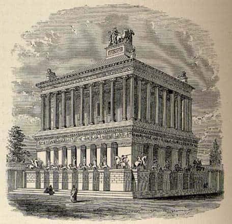 Mausoleo di Alicarnasso: storia e descrizione