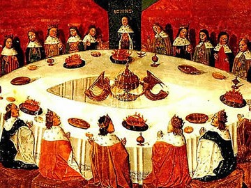 I poemi del ciclo bretone o arturiano studia rapido - Numero cavalieri tavola rotonda ...