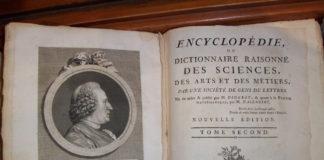 Enciclopedia o Dizionario ragionato delle scienze, delle arti e dei mestieri
