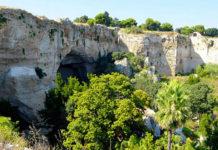 Le latomie, prigioni di pietra a Siracusa