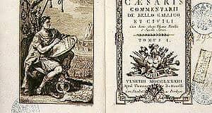 De bello gallico, di Caio Giulio Cesare