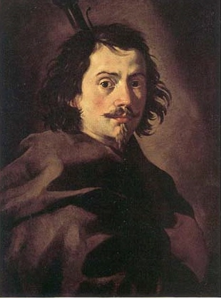 Francesco Borromini, anonimo ritratto giovanile