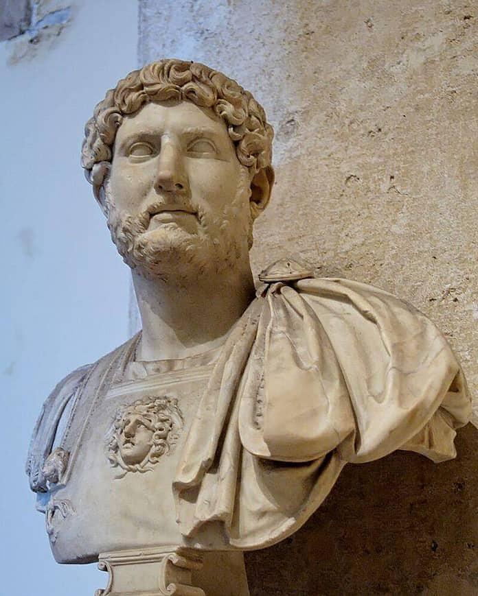 Imperatore Adriano, principe adottivo