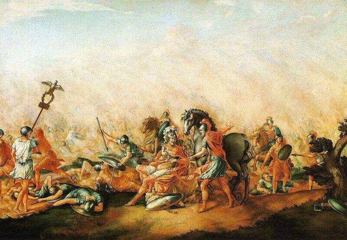 Battaglia di Canne, 2 agosto 216 a.C.