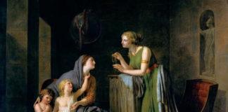 """Cornelia chiama i suoi figli e dice con orgoglio: """"Questi sono i miei figli"""""""