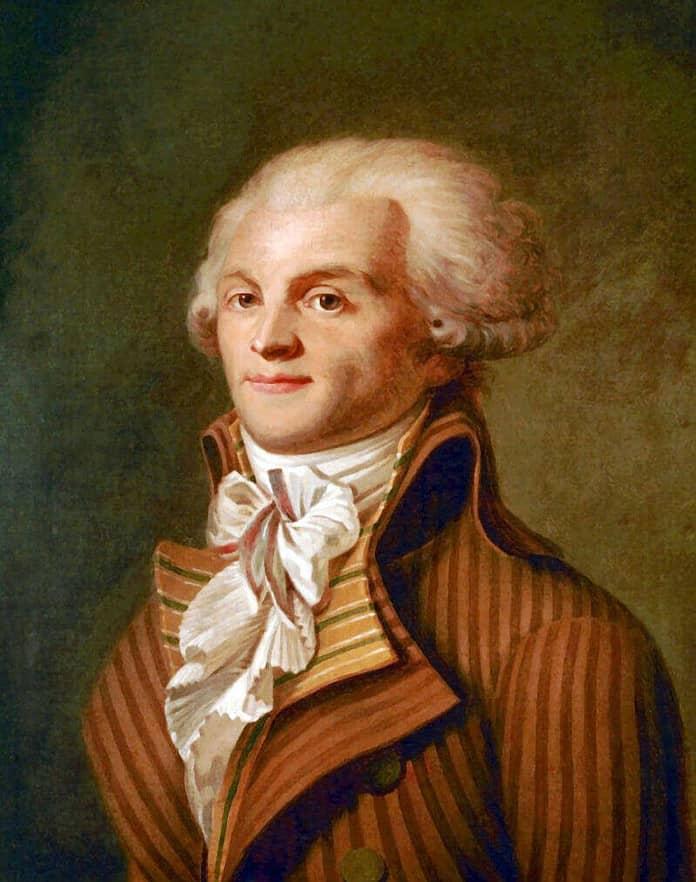 Ritratto di Robespierre, Museo Carnevalet