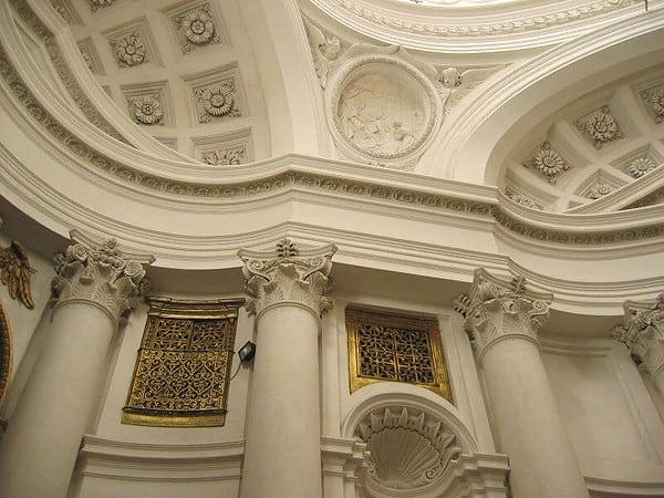 chiesa di San Carlo alle Quattro Fontane, interno
