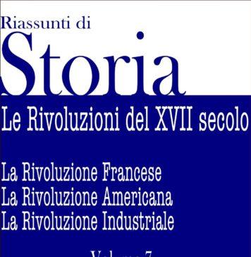 Rivoluzione francese, rivoluzione americana, rivoluzione industriale
