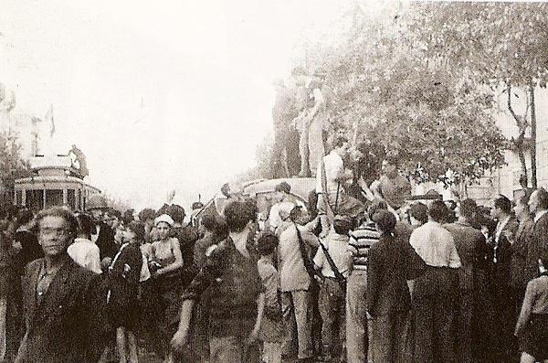 Le quattro giornate di Napoli, 27-30 settembre 1943