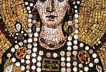 Teodora, imperatrice bizantina, moglie di Giustiniano
