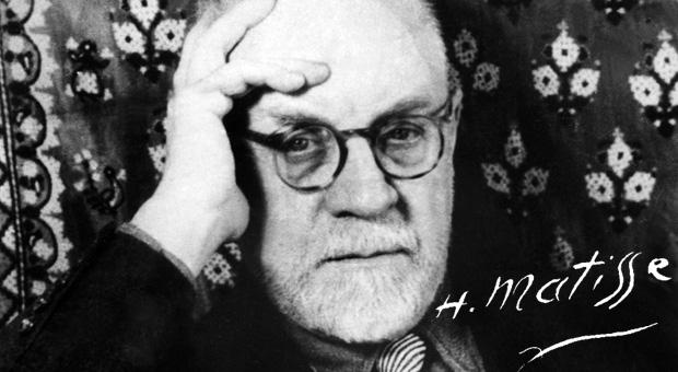 Henri Matisse - biografia e la corrente dei Fauves