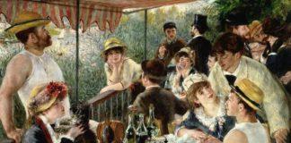 Colazione dei canottieri di Pierre Auguste Renoir