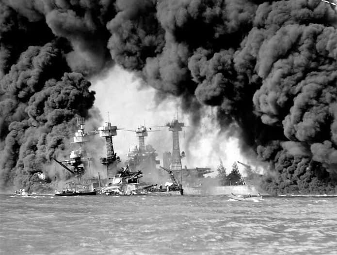 Attacco di Pearl Harbor