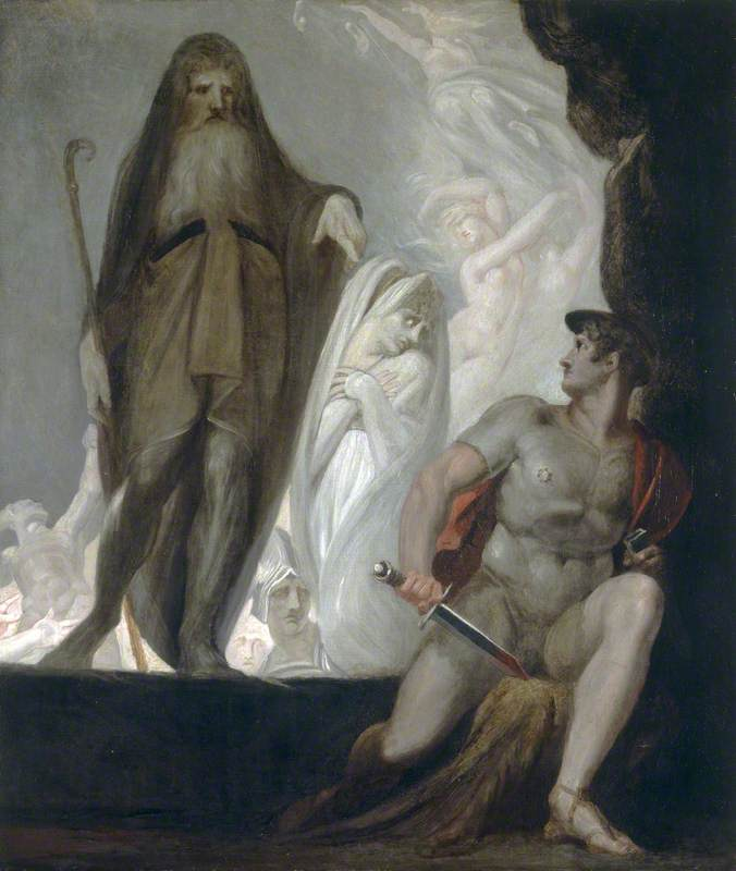Odissea Libro XI