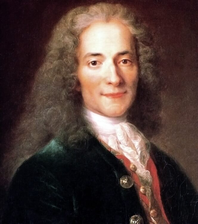 Il Candido di Voltaire