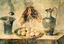 alimentazione dei romani