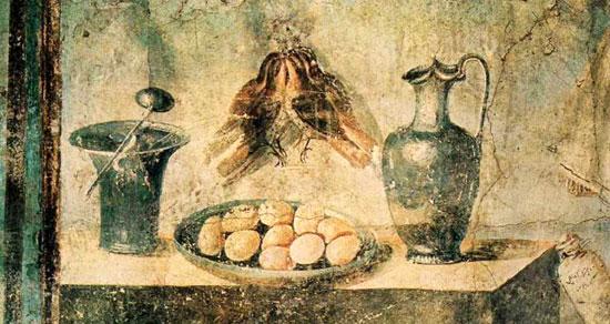 Alimentazione dei romani cosa quando e dove mangiavano for Cibo romano