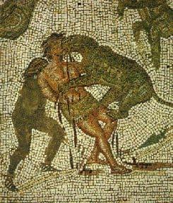 martire cristiano dell'Impero di Roma