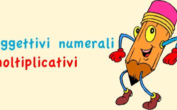 Aggettivi numerali moltiplicativi: quali sono
